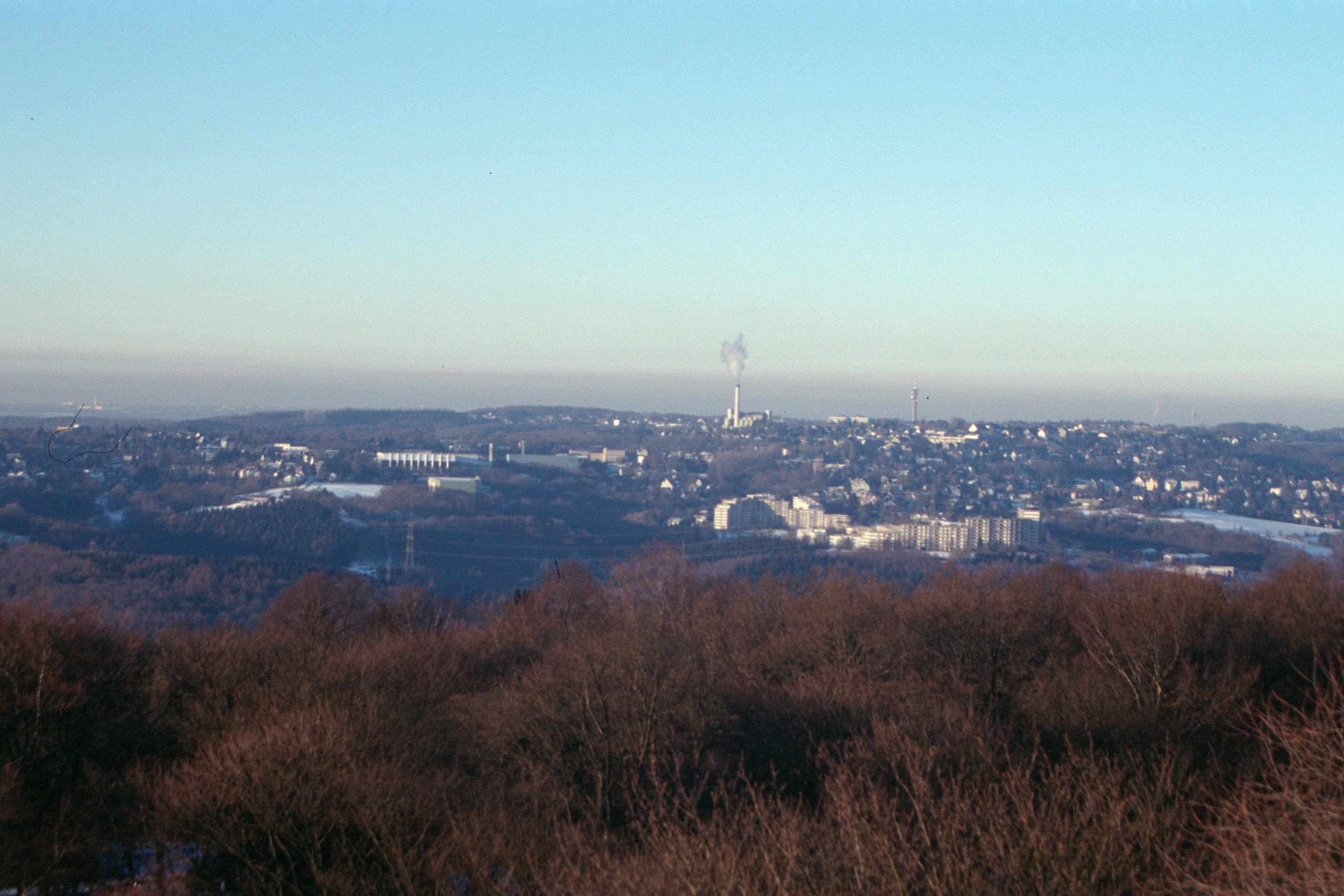 Blick nach Norden nach W-Küllenhahn