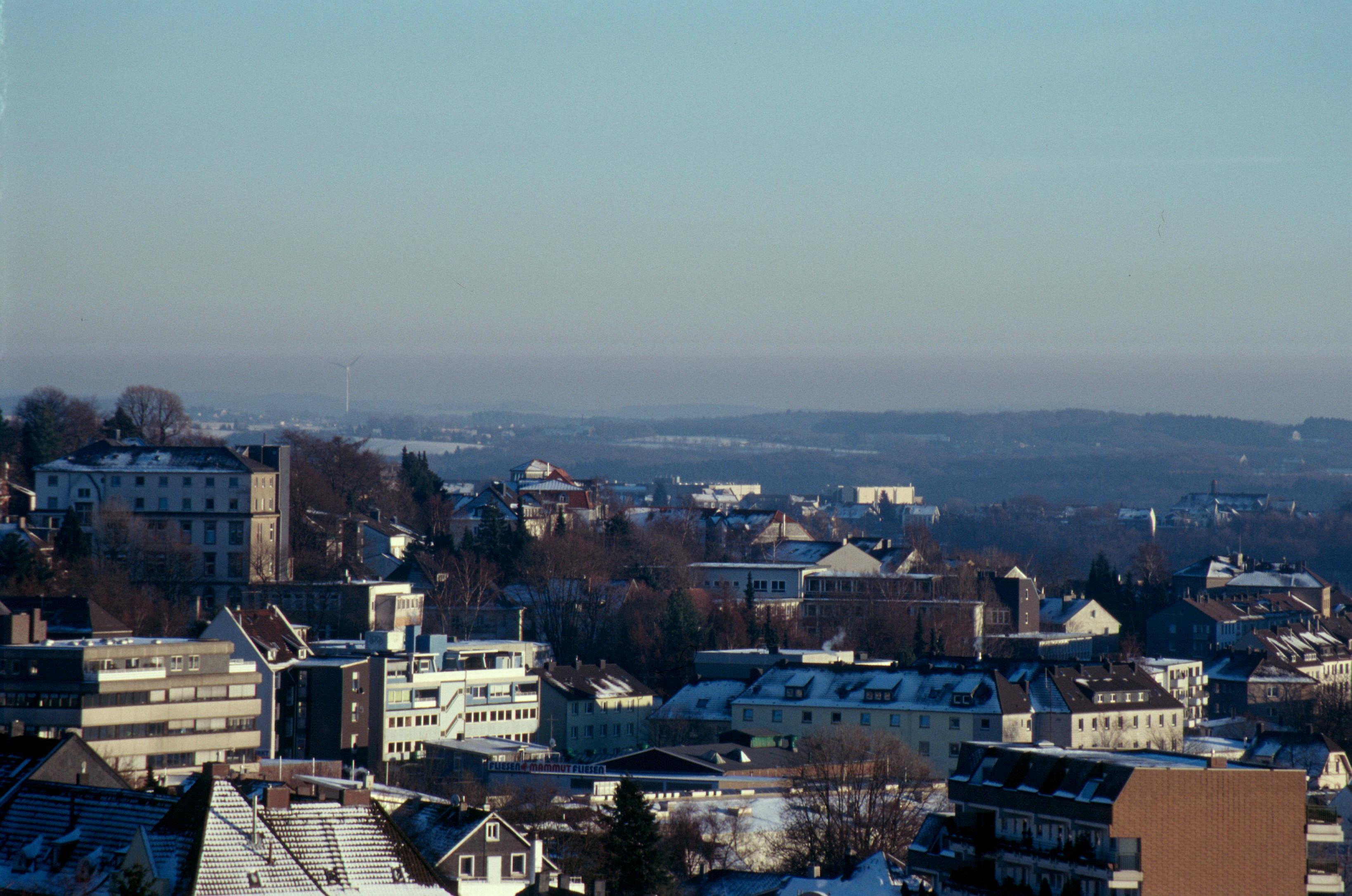 Blick nach Südenosten Richtung RS-Bliedinghausen